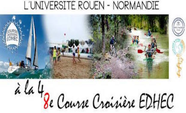 Visueel van project Université de Rouen à la CEE !
