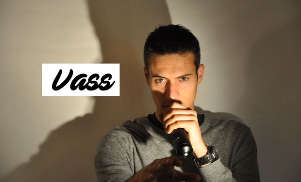 Visueel van project 1er album éponyme de VASS