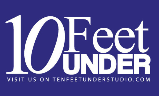 Visueel van project TEN FEET UNDER STUDIO