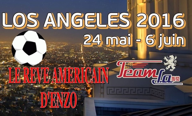 Visueel van project LE REVE AMERICAIN D'ENZO