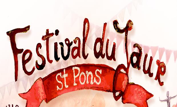 Project visual Le Festival du Jaur