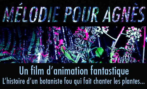 Visuel du projet Mélodie pour Agnès