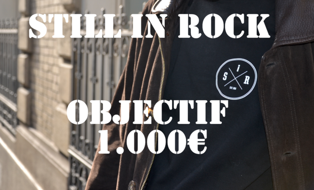 Project visual Still in Rock : it's time!
