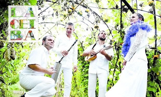 Visuel du projet La Ceiba : troisième album