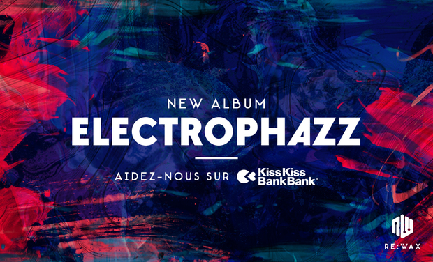 Visueel van project ELECTROPHAZZ - New Album