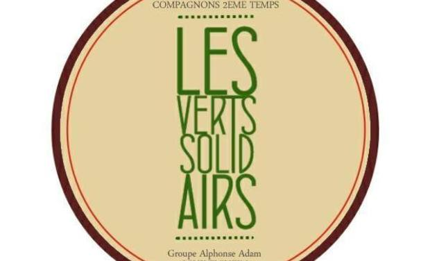 Project visual Les Verts Solid'Airs, direction Viêtnam !