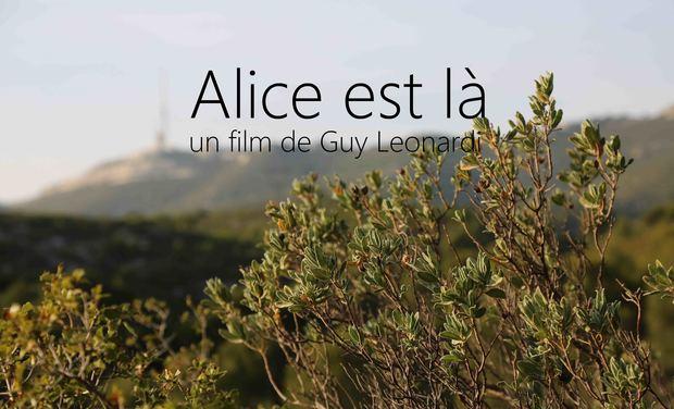 Visuel du projet Alice est là