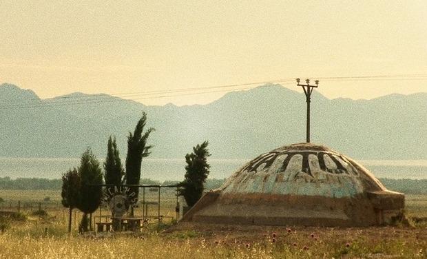 Visuel du projet L'Albanie des bunkers