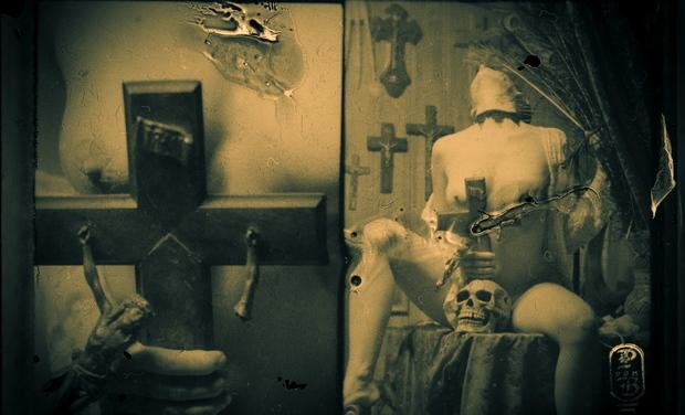 Project visual Soombre, édition du livre de la série photo.