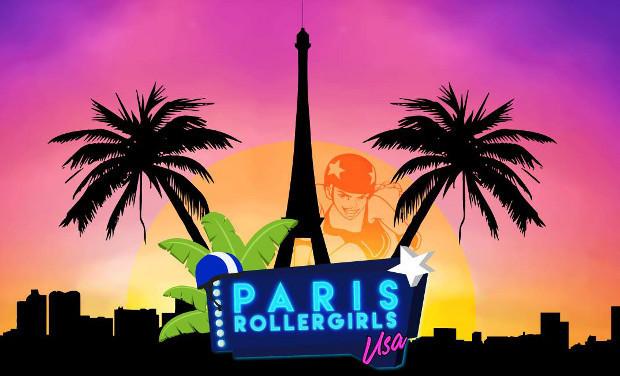 Visuel du projet Les Paris Rollergirls à la conquête des USA
