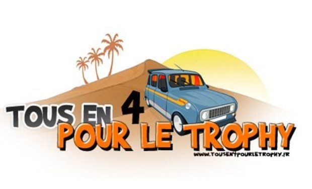Project visual Tous en 4 pour le Trophy