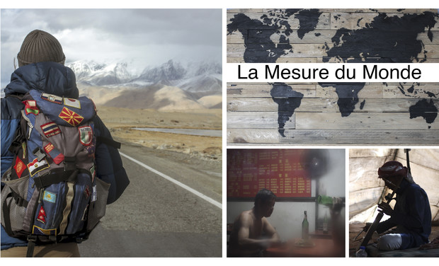 Project visual La Mesure du Monde