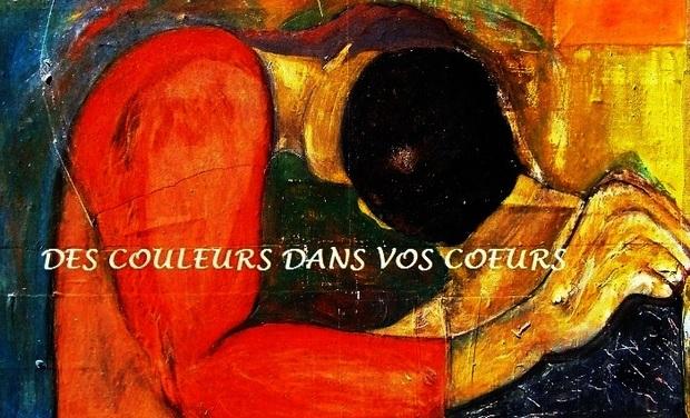 Visuel du projet Des couleurs dans vos coeurs