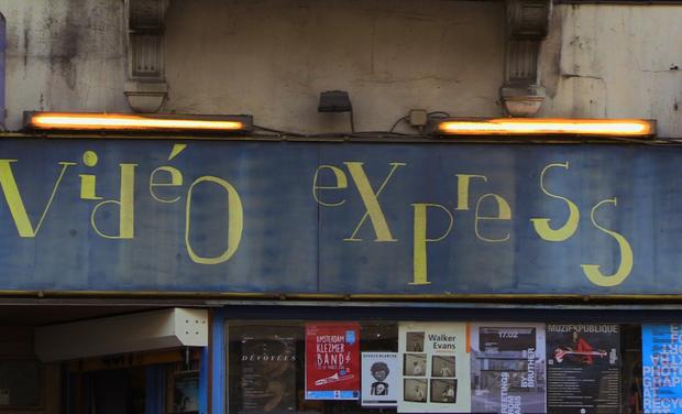 Visuel du projet Les Amis de Vidéo-Express