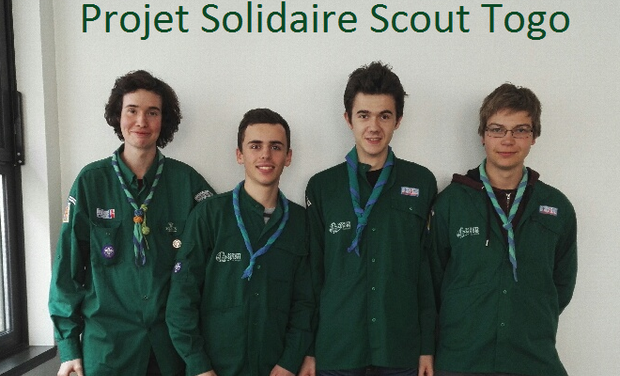 Project visual Projet scout Go to Togo