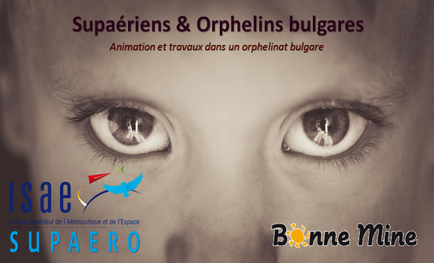 Project visual Supaériens & Orphelins bulgares