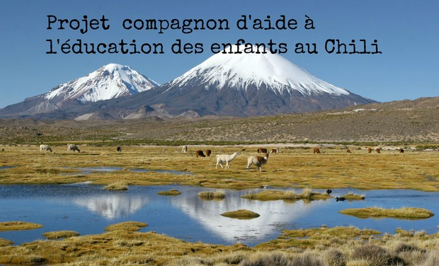 Project visual Projet compagnons au Chili