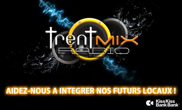 Visuel du projet Des locaux pour TrenTMix Radio !