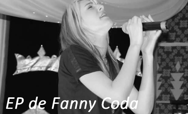 Project visual EP de Fanny Coda