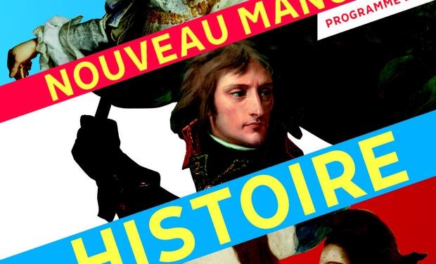 Visuel du projet Publier et diffuser le meilleur Nouveau Manuel d'Histoire