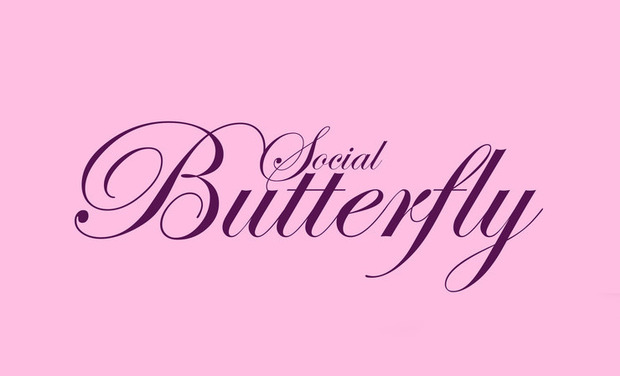 Visueel van project Social Butterfly