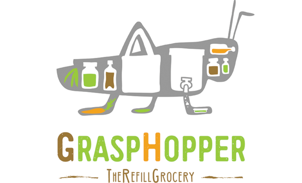 Visuel du projet GraspHopper - The Refill Grocery