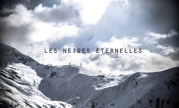 Project visual Les neiges éternelles