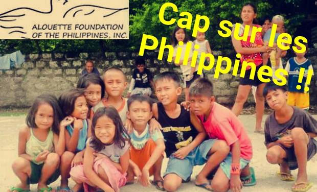 Visueel van project Cap sur les Philippines !!
