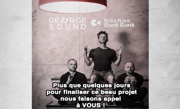 """Visuel du projet Mixage du prochain album de """"GEORGE SOUND"""""""