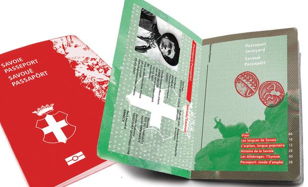 Visuel du projet Le Passeport Savoyard