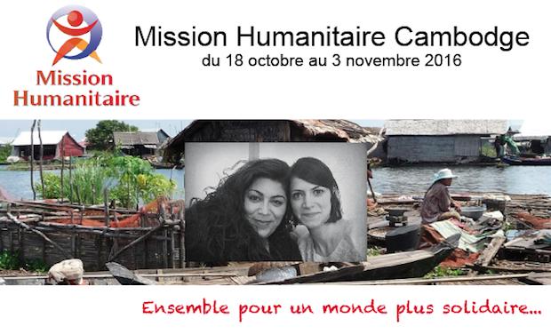 Visuel du projet Humanitaire Cambodge A&M