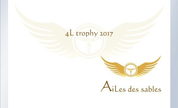 Visueel van project Les aiLes des sables 4L trophy