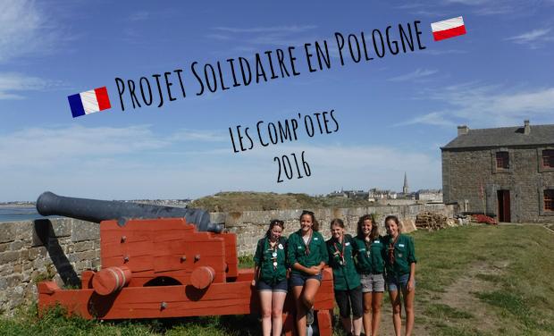 Visuel du projet Projet Solidaire en Pologne 2016