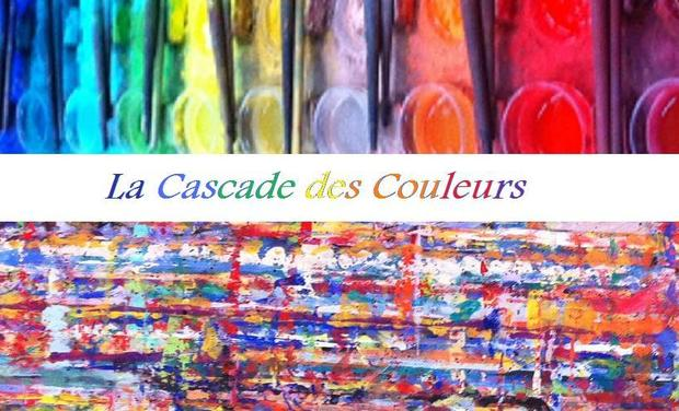 """Visuel du projet """"Faites jaillir la cascade des couleurs !"""""""