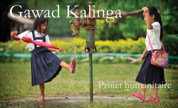 Project visual Gawad Kalinga : Projet humanitaire