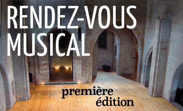 Visuel du projet RENDEZ-VOUS MUSICAL | première édition