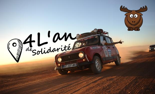 Visuel du projet 4L'an de solidarité