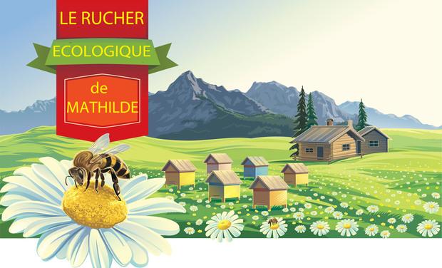 Visuel du projet LE RUCHER DE MATHILDE - RUCHER ECOLOGIQUE