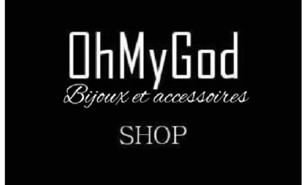Project visual OhmyGod Shop