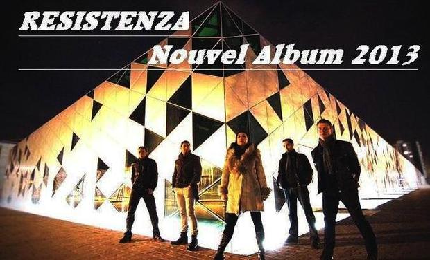 Visueel van project Resistenza / Nouvel Album 2013