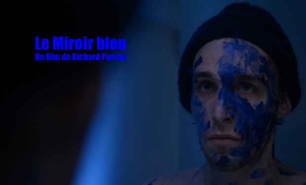 Project visual Le Miroir  Bleu