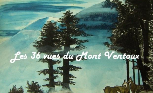 Visuel du projet Les 36 vues du Mont Ventoux