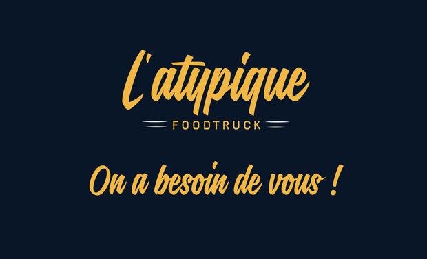 Visuel du projet L'atypique Food Truck