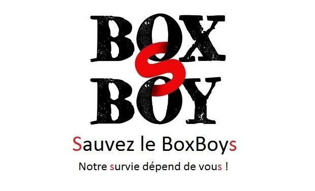 Visuel du projet Sauvez le BoxBoys