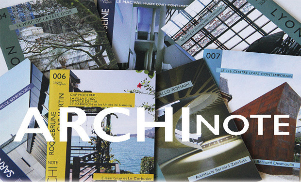 Project visual ARCHINOTE