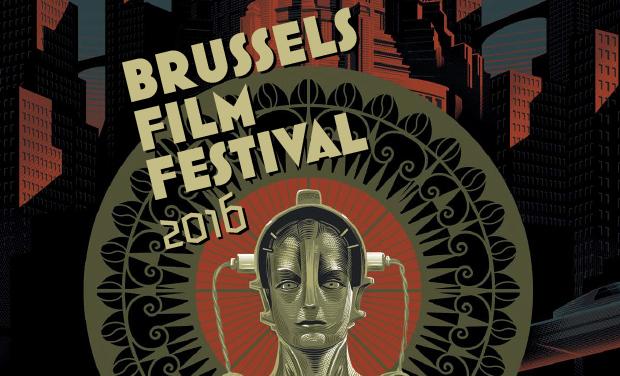 Visueel van project Soirée Ciné-Concerts BRFF 2016