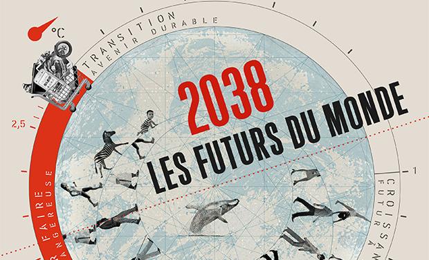 Visuel du projet 2038, Les Futurs du Monde