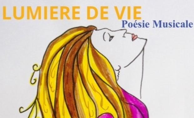 Visuel du projet Aidez à publier un recueil de Poésie Musical ! Lumière de Vie