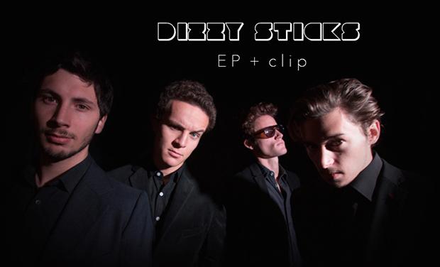 Visueel van project Dizzy Sticks II