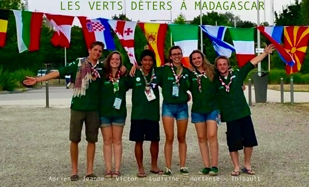 Visuel du projet Les Verts à Mada - Projet compagnons à Madagascar - Projet de solidarité